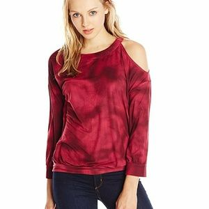 New • RVCA • Just Hanging Faux Suede Top
